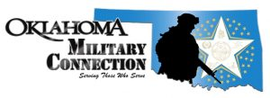 Oklahoma Military Connection logo