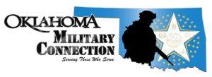 Oklahoma Military Connection logo