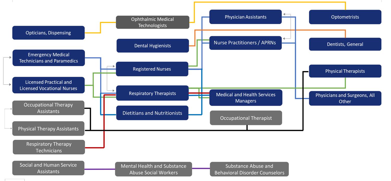 Health Care Ecosystem Career Ladder
